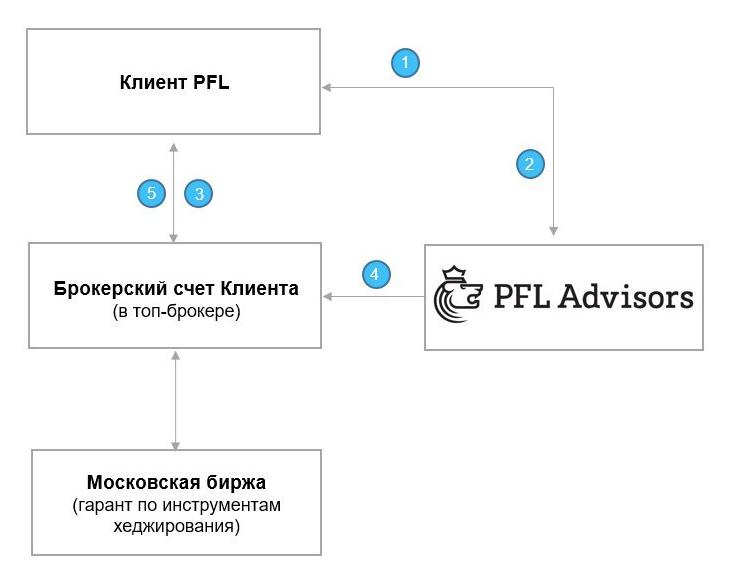 Исполнители хеджирования рисков - PFL Advisors